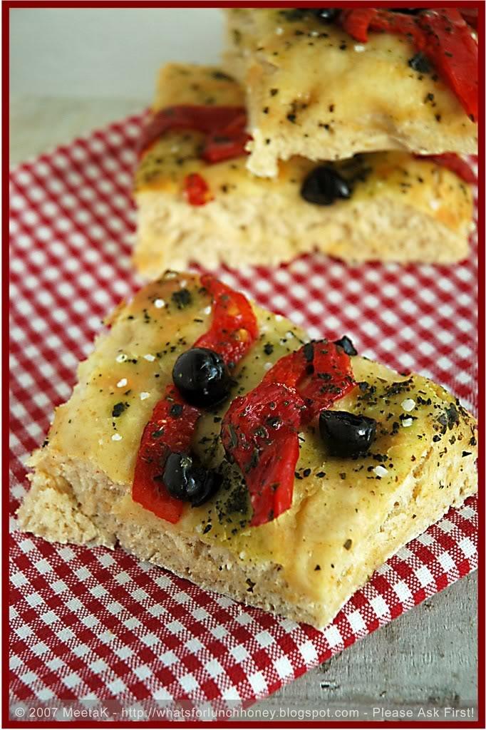 Tender Potato Focaccia | Bread | Pinterest