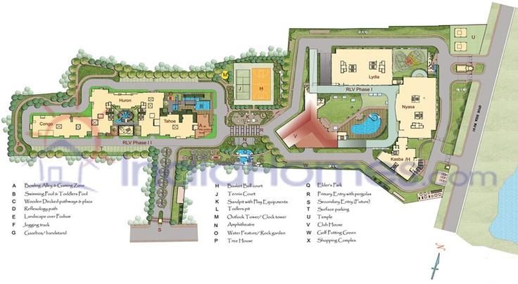 Site plan apartment complex design and maps pinterest for Apartment complex map maker