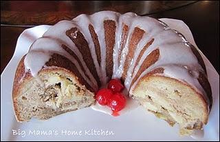 Apple~Cinnamon Bundt Cake | Food and such | Pinterest