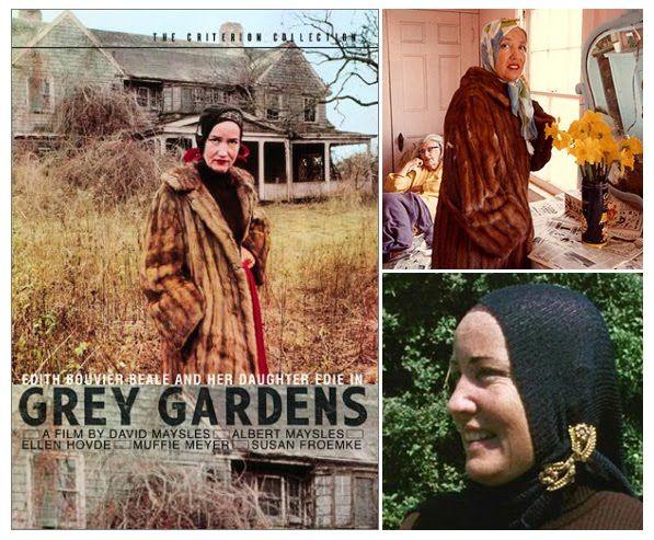 Film Poster Little Edie Grey Gardens Little Edie