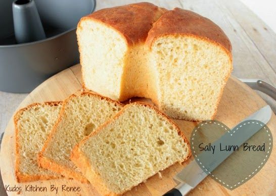 Sally Lunn Batter Bread Recipe | Breads, rolls, biscuits and alike ...