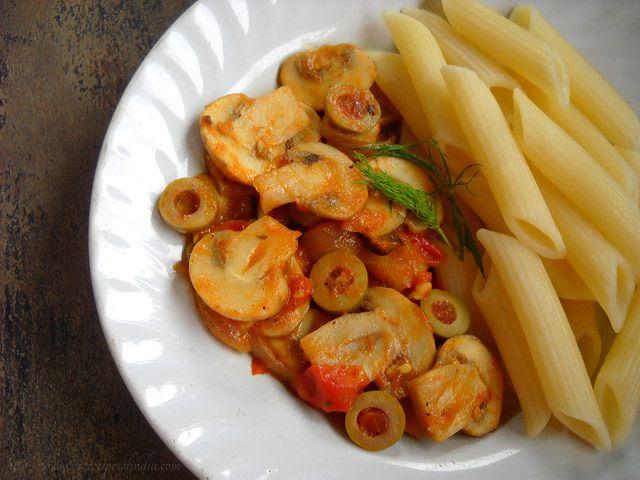 ... penne tomato mushroom penne pasta tomato mushroom sauce for penne