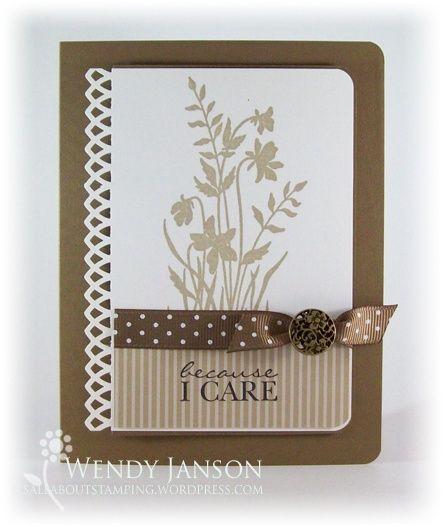 Pin by claudia bernardez on handmade cards pinterest for Handmade christmas cards pinterest