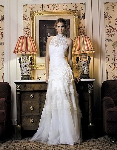 Feria Cymbeline - 25 robes de mariée rétro-chic - ELLE.fr