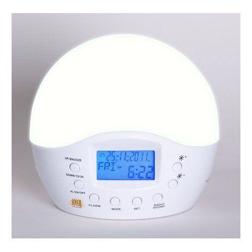 philips sun alarm clock manual