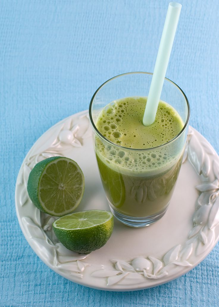 Basil Apple Lime Juice | Juice Revolution | Pinterest