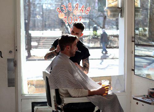 Barbershop Jack : Barber You dont know Jack Pinterest