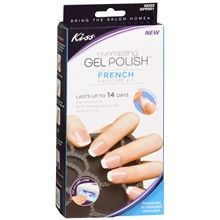 Broadway Nails Everlasting Gel Polish French Manicure Kit. plus the
