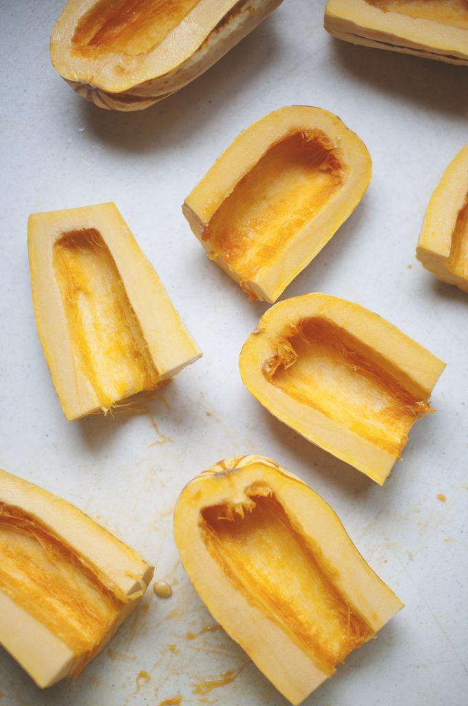 Curried Mac 'n Cheese, featuring Delicata Squash // neverhomemaker