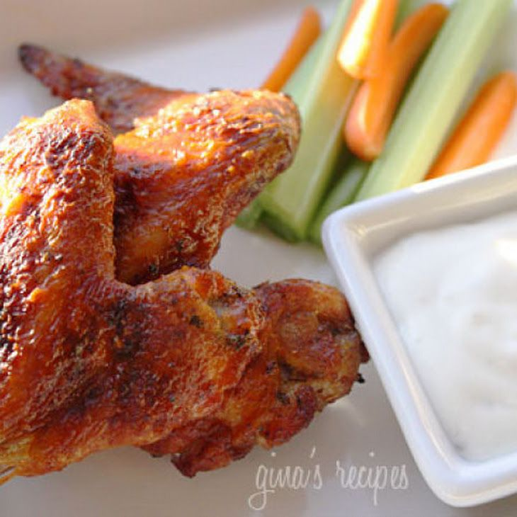 Skinny Buffalo Wings Recipe...Except I'm making them as chicken ...