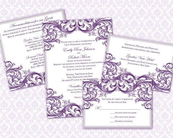invitation templates