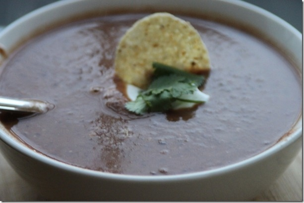 black bean soup black bean butternut soup bountiful black bean soup ...