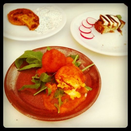 Orna & Ella's Sweet Potato Pancakes Recipe — Dishmaps