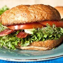 The ultimate BLT Sandwich!   Looks Delish!   Pinterest