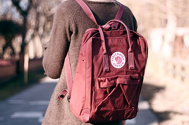 Finally ordered my Kanken!