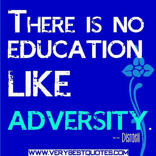 adversity quotes Photo