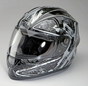 Fulmer 62B Motorcycle Helmet. Click to read the review from the July