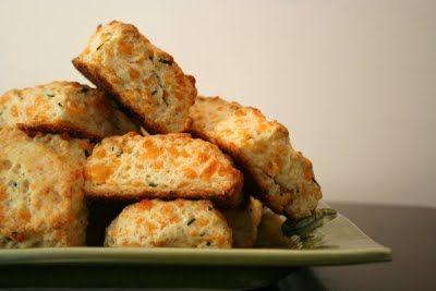 herb & cheddar biscuits