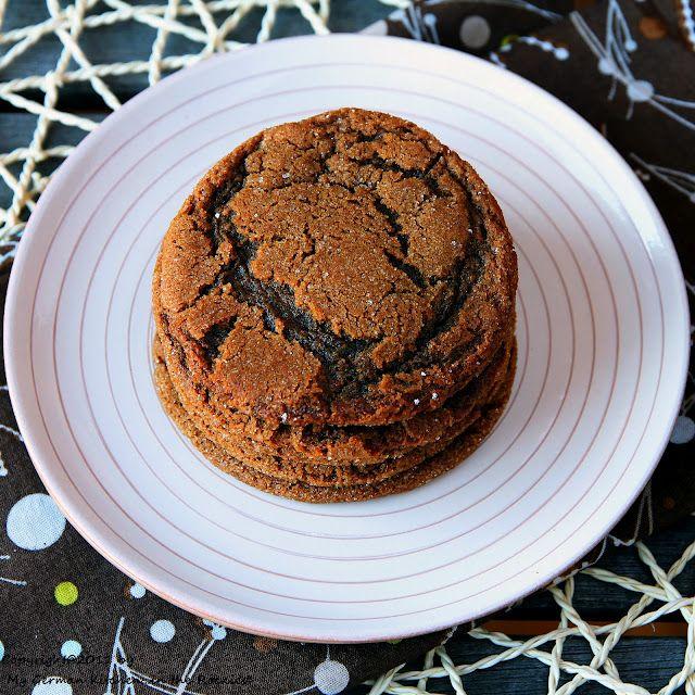 Molasses Cookies | Sweet Treats | Pinterest