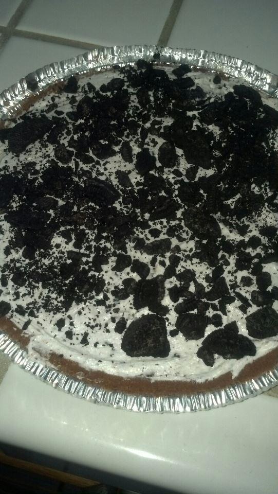 Oreo no bake cheesecake :] | Food | Pinterest
