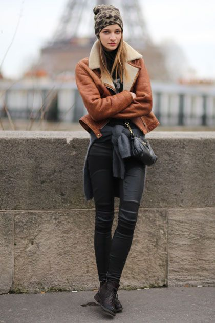 Your All Access Pass To Paris Fashion Week 39 S Coolest Street Style