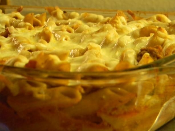 Easy Lasagna. Photo by Toadi - Made with sausage instead of ground ...