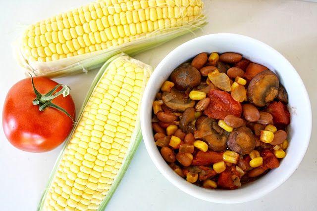 The Garden Grazer: Summer Vegetable Chili