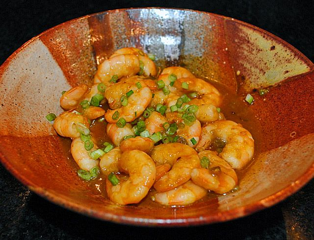 Shrimp in Spicy Orange Sauce: quick and easy dinner, with a ton of ...