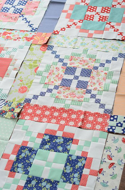 APQ Tone it Down Quilt Along by Camille - Are you joining in?