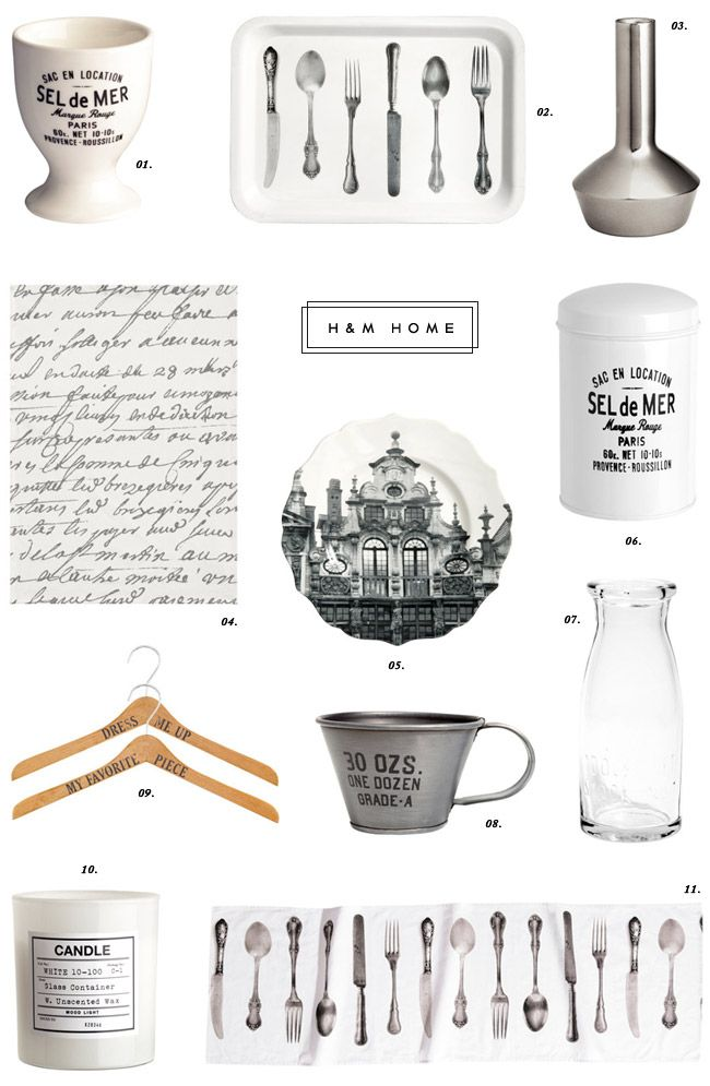 H&M Home Part 2: More Wallet Friendly Finds
