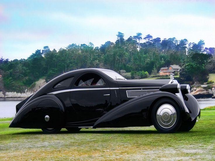 1925 rolls royce phantom round doors wheels pinterest for 1925 rolls royce round door
