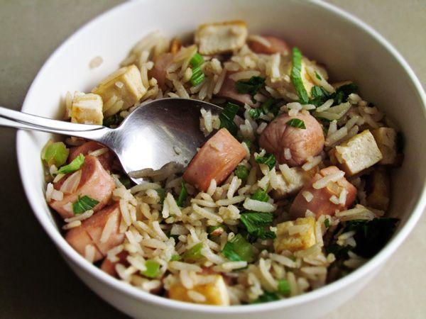 Vegan Dirty Rice 2 | Dinner | Pinterest