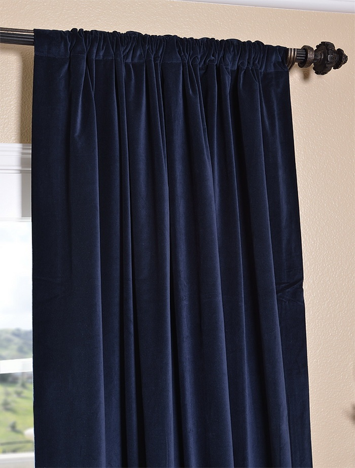 Flatbed Curtain Side Trailers Navy Blue Velvet Pumps