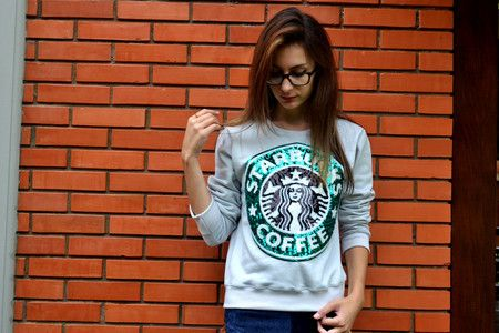 Moletom Starbucks Coffee - Oh Kei