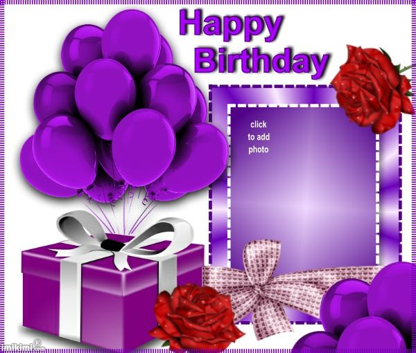 Happy Birthday Love Purple ~ Happy birthday imikimi s to save for later use pinterest