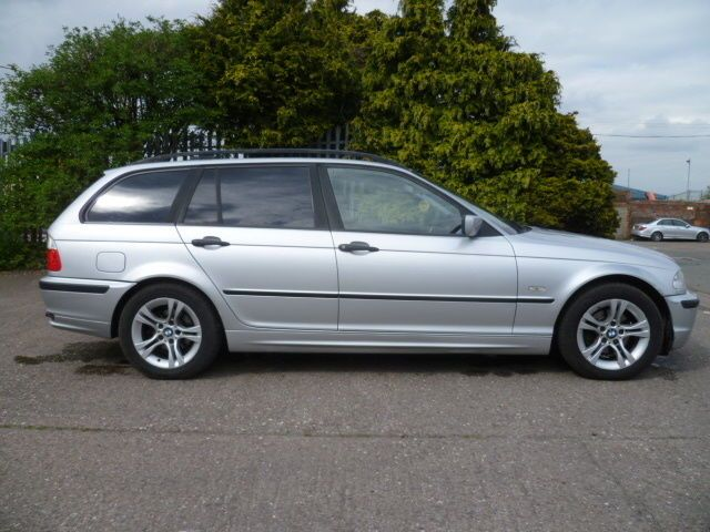 bmw e46 3 series 318i se touring auto 2001 no reserve. Black Bedroom Furniture Sets. Home Design Ideas