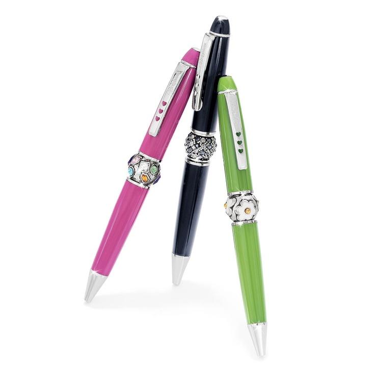 brighton charm pens fashion tres chic shop with