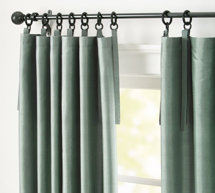 turquoise curtains   Living Room   Pinterest