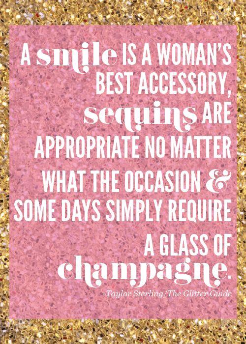 Truth. @Glitter Guide http://bit.ly/IkS5Ib