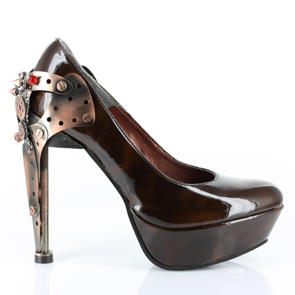 Steam punk shoes