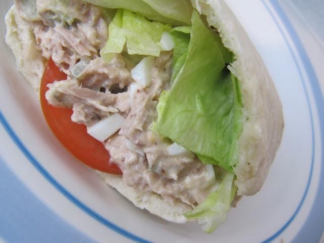 Tuna Sandwich   omnom!   Pinterest