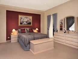 Red Feature Wall Bedroom Google Search Bedroom Design Ideas Pin