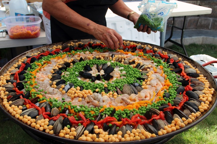 paella beautification | i'm gone eat the shit outta u | Pinterest