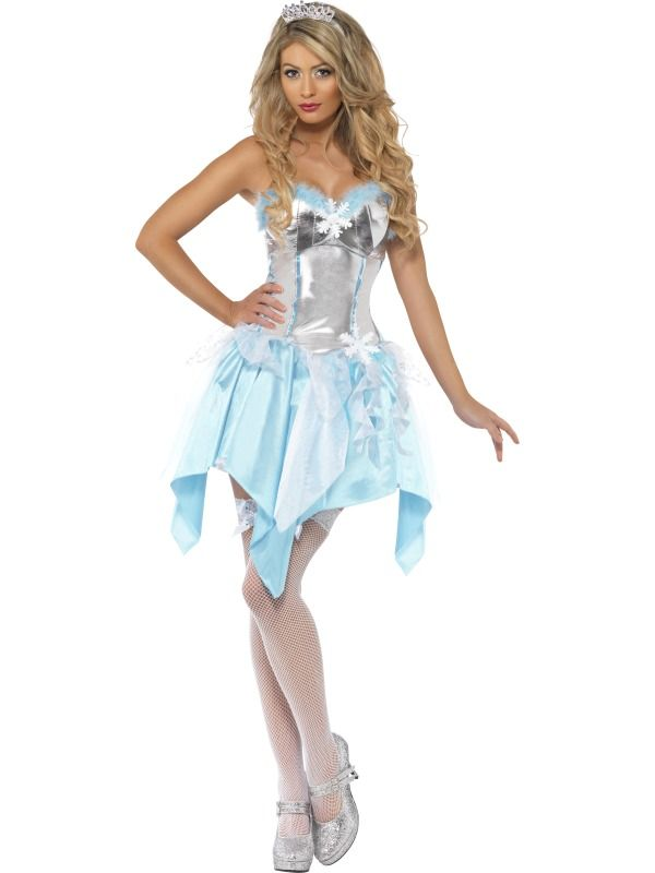 Snowflake for party? | Costume ideas | Pinterest