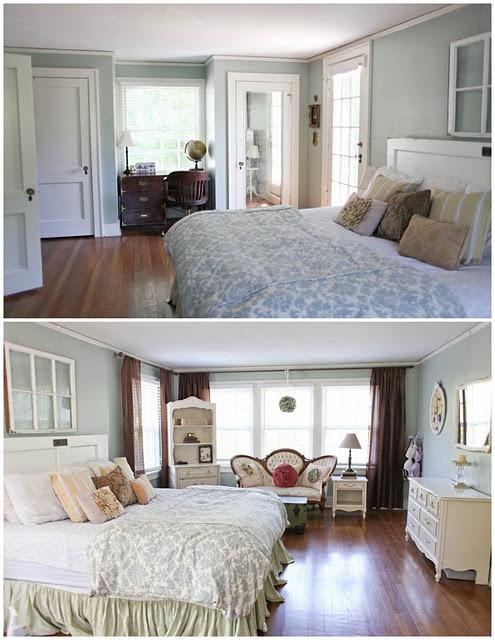 Large Window In Master Bedroom House Dream House Pinterest