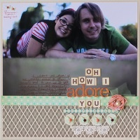 A Project by shimelle from our Scrapbooking Gallery originally submitted 02/17/10 at 10:09 AM