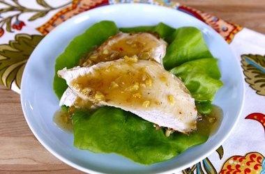 Mediterannean Olive Chicken