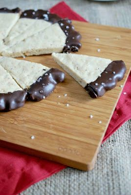 Hazelnut and Browned Butter Shortbread | Cookies & Bars | Pinterest