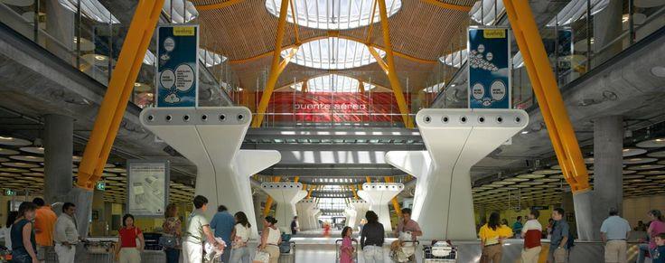 Barajas Airport Madrid | RentTheSun