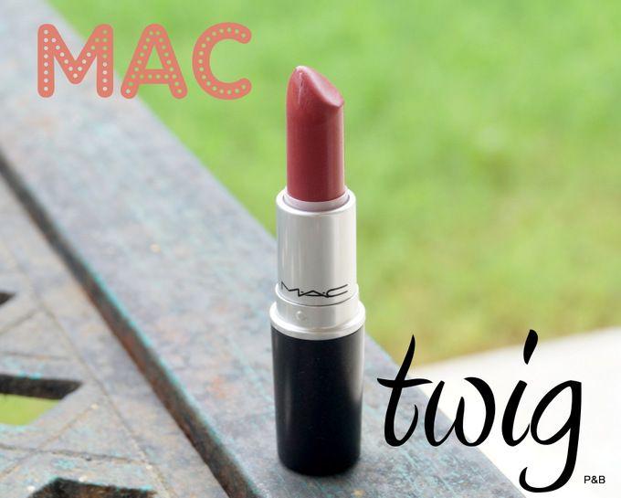 mac twig lipstick - photo #47